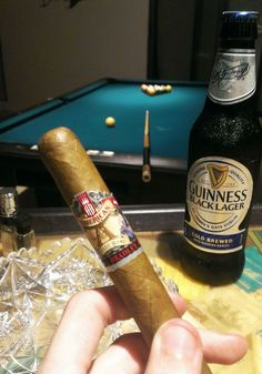 So you love beer and cigars but you don't know how to pair them together? We've got some ideas on pairing cigars and beer to get you started.
