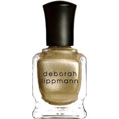 Deborah Lippmann Nefertiti Nail Color ($16) ❤ liked on Polyvore