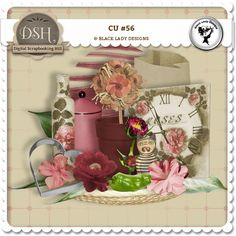 CU#56 by Black Lady Designs : DSH: Digital Scrapbooking Hill - high quality CU and PU elements, exclusive products, kits, freebies and more...
