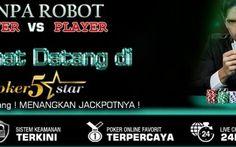 Poker5star adalah situs judi poker online paling terpercaya di indonesia dengan 4 permainan unggulan paling terfavorit Poker5star adalah situs judi Poker Online, Domino 99 Online, dan juga Bandar Ceme online yang 100% Fairplay dan terpercaya di Indonesia. Poker5star menyajikan permainan yang terjamin aman, Player vs  #judipokeronline #pokeronline