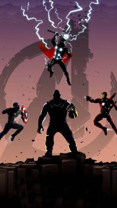224 Best Superhero Wallpapers Mobile Dark Images In 2019