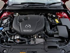 Know what is involved in your #car #service? #engine #skyactiv #mazda
