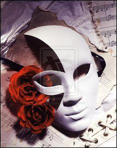 The Phantom of the Opera by ~vampynicole on deviantART