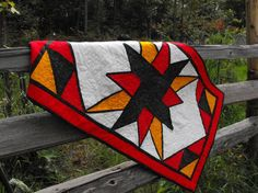 Looking for your next project? You're going to love Stained Glass Star by designer annajb. - via @Craftsy