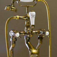 klassieke kranen - koperen kranen - Taps & Baths