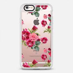 Sweet Pink Floral (transparent)