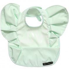 Elodie Details - Green Large Coated Bib | CHILDRENSALON