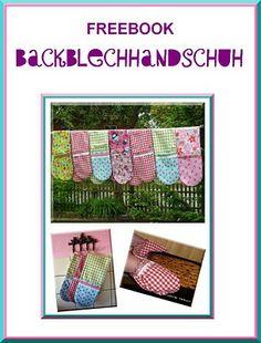 Backblechhandschuh