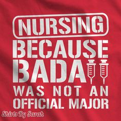 Nursing fun college majors
