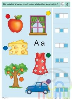 Logico feladatok Ovisoknak - Katus Csepeli - Picasa Webalbumok Teaching Kids, Playroom, Make It Simple, Printables, Album, Education, Children, Creative, Teaching Supplies