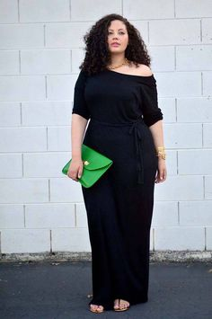 Plus Size Maxi Dresses 2014