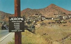 jerome az | Jerome, Arizona--neat place
