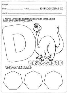 mais de 100 atividades infantis com dinossauros - Pesquisa Google