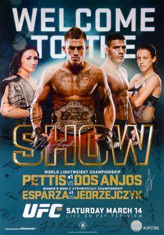 "004 Jon Jones UFC Light Heavyweight Champion American Fighter 24/""x14/"" Poster"