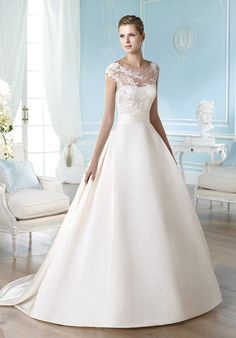 ST. PATRICK Costura Collection - Haro Wedding Dress - The Knot
