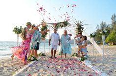 Phuket Beach Renew Wedding Package : Carolyn + John | Thai Marriage Planner