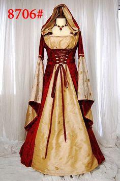 De TUDOR rainha máscara princesa MEDIEVAL renascentista vestido(China…                                                                                                                                                                                 Mais