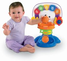 Fisher-Price Laugh & Learn Learning Basketball Fisher-Price http://www.amazon.com/dp/B00388IRCE/ref=cm_sw_r_pi_dp_fvKAub0MRG1YX