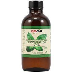 Vitacost 100% Pure Peppermint Oil -- 4 fl oz