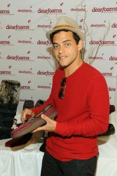 Rami Malek attended the HBO Luxury Lounge in honor of the Primetime Emmy Awards held at The Four Seasons Hotel on August 2010 in Beverly Hills, California. Rami Said Malek, Rami Malek, Twilight Movie, Four Seasons Hotel, American Actors, Beverly Hills, Gq, Style Icons, Awards