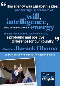 Barack Obama - Consumer Financial Protection Bureau