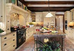 nice 140+ Vintage Traditional Kitchen Design Ideas