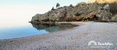 Beach Ujča - Senj - Lika - Croatia