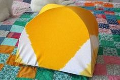 DIY Cat Tent : 9 Steps (with Pictures) - Instructables Dog House Inside, Animal Original, Diy Cat Tent, Diy Tent, Picnic Blanket, Outdoor Blanket, Cat House Diy, Cat Basket, Waterproof Tent