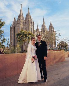 lds temple wedding dresses