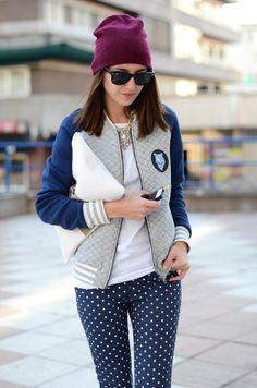 sporty / dotty