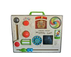 Vintage Fisher-Price Activity Center