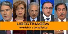 GLOBO:JORNALISMO TENDENCIOSO AMEAÇA SOBREVIVÊNCIA     TV GLOBO: NA SUA  CRUZADA DIÁRIA PELA DESINFORMAÇÃO                         O ANALFABETISMO POLÍTICO, AGENTE VÊ POR AQUI!