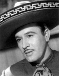 Pedro Infante / Born: Pedro Infante Cruz, November 18, 1917 in Mazatlan, Sinaloa, Mexico / Died: April 15, 1957 (age 39) in Mérida, Yucatán, Mexico