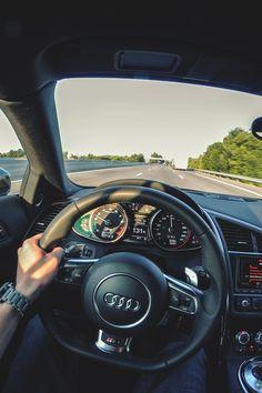 Audi R8 V10 Plus by Lawntech Photography