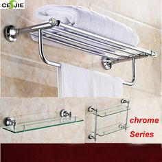 48.75$  Watch here - http://alilux.shopchina.info/go.php?t=32791637022 - Newly Arrival Stainless Steel Material Chrome Polish Bathroom Shower Accessories  Wall Mounted Shower Bathroom Accessories Sets  #buyonline