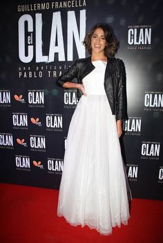 Martina Stoessel - estreno de El Clan
