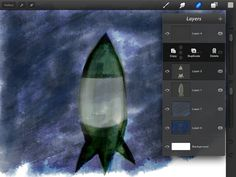 Procreate (iOS) tips and tricks | sketchyTech