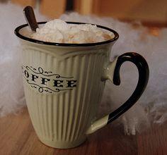 chocolate, coffee, cream, cup, drink - inspiring picture on Favim.com