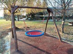 Hintaállvány fészekhintával Get Outside, Outdoor Structures