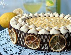 """Торт-десерт """"Лимонный тирамису"""" от Salvatore De Riso"""