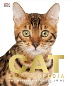 DK - The Cat Encyclopedia, Hardcover -