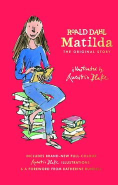 In an extract from the foreword to a new edition of Roald Dahl's Matilda, author Katherine Rundell imagines how Matilda would help against the dangers of global warming. Matilda Roald Dahl, Matilda Quotes, Blue Peter, Happy Reading, Penguin Random House, New Edition, Global Warming, His Eyes