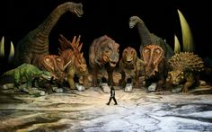 Walking With Dinosaurs (REVIEW): Prehistoric Monsters Roar Into The 02 In Spectacular Style