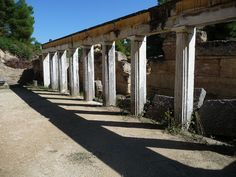 Oropos - Attica's Oracle, Ancient Theater by greek58, via Flickr