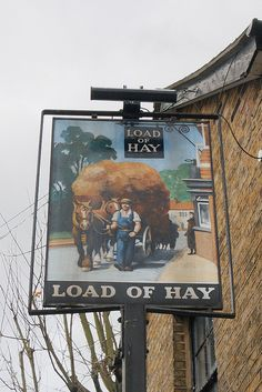 The Load of Hay, High Road, Cowley, Uxbridge, Middlesex