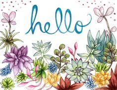 Hello Spring! Brooke Weeber