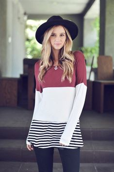 cool 5 color block outfits for Christmas parties