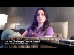 Rachel Nichols Talks CONTINUUM on The TV Addict (pre-season 1)