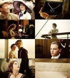 """Make it count...""-Titanic"