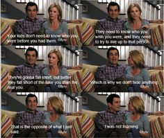 You are watching the movie Modern Family on Putlocker HD. A mockumentary-style sitcom chronicling the unusual kinship of the extended Pritchett clan, a brood that includes patriarch Jay; Modern Family Funny, Modern Family Quotes, Phil Dunphy Quotes, Funny Friday Memes, Funny People, Funny Things, Funny Stories, Family Love, Best Tv